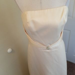 Jordan Dresses - Gold dress